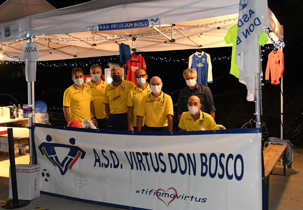 A.S.D. Virtus Don Bosco pronta a ripartire