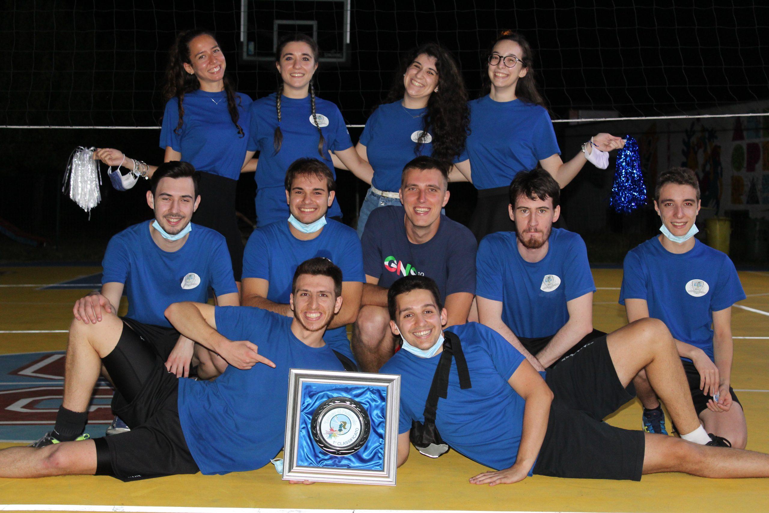 Torneo di Pallavolo: trionfano i Celestini